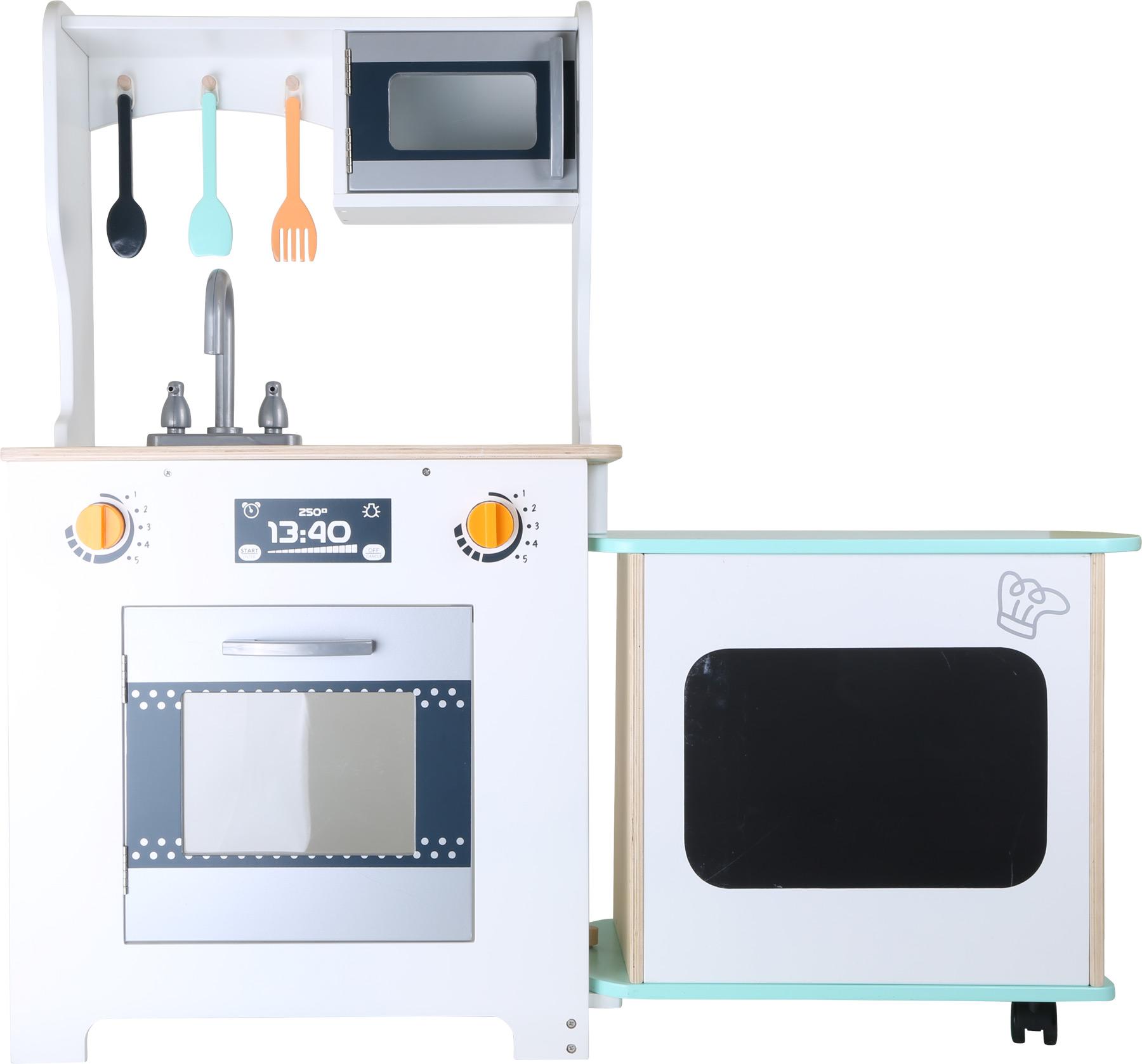 Cuisine pour enfant avec comptoir Moderne