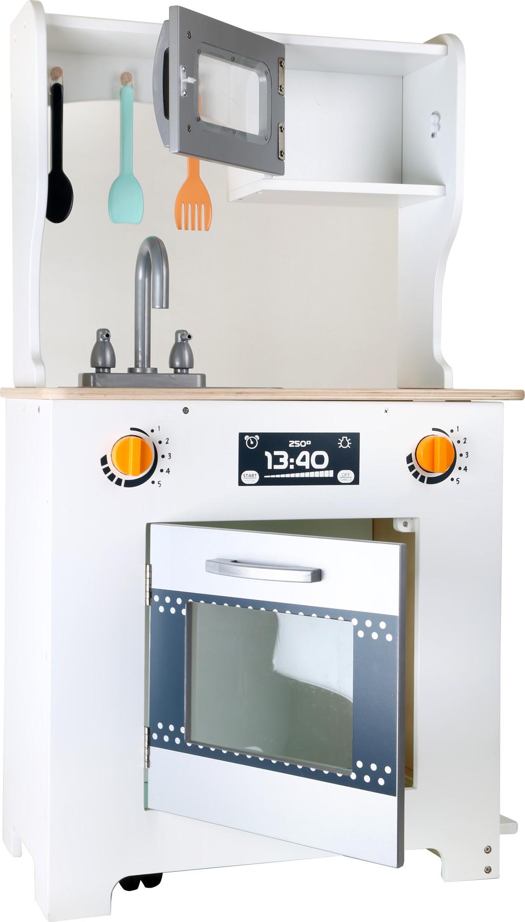 cuisine pour enfant avec comptoir moderne. Black Bedroom Furniture Sets. Home Design Ideas