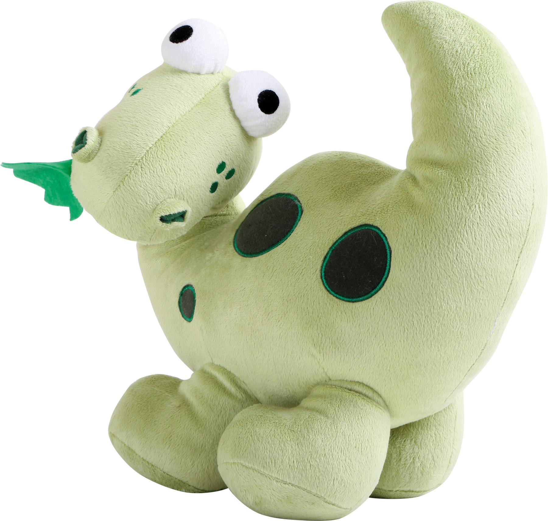 Peluche Dino herbivore