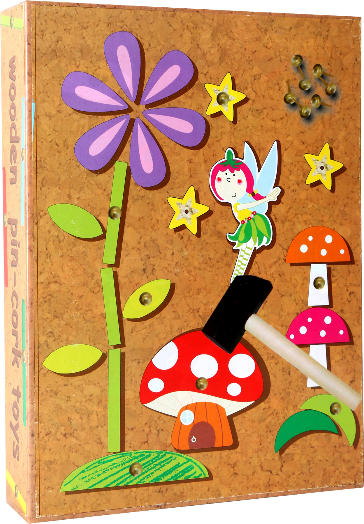 Fairy Hammer Game Handicraft Articles And Construction Sets