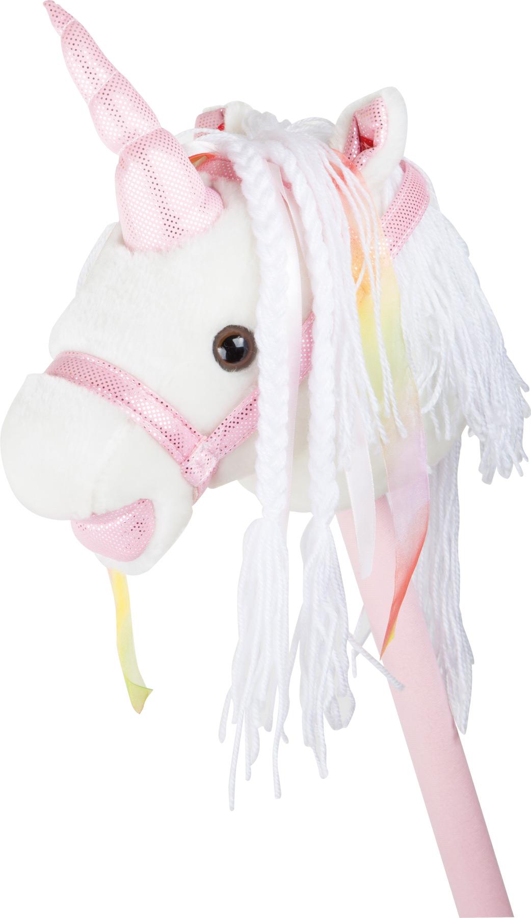 Hobby Horse Quot White Unicorn Quot
