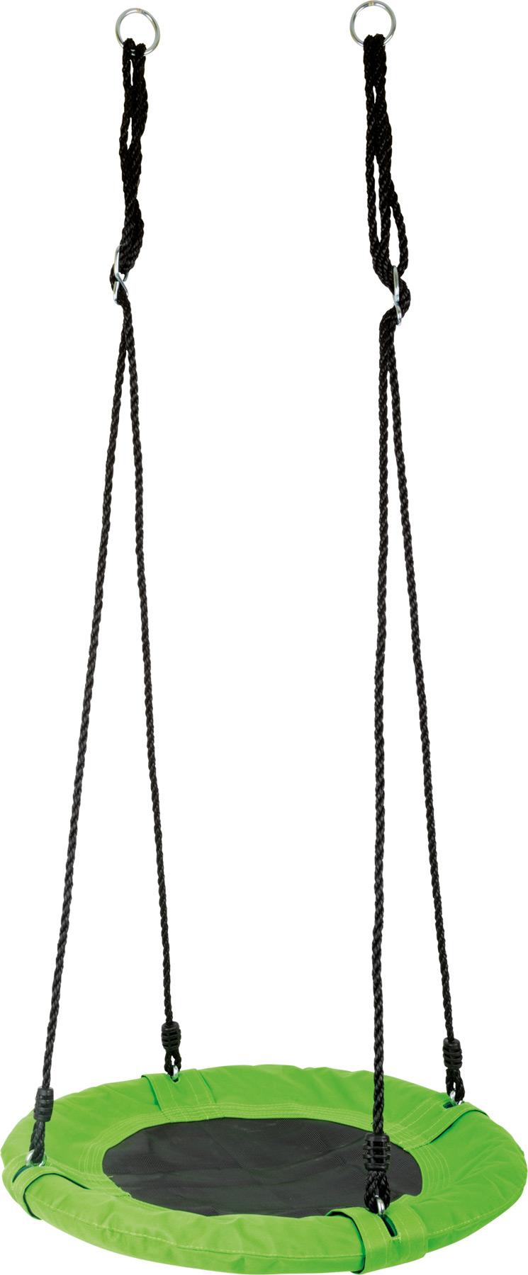 Balançoire en filet Pelouse