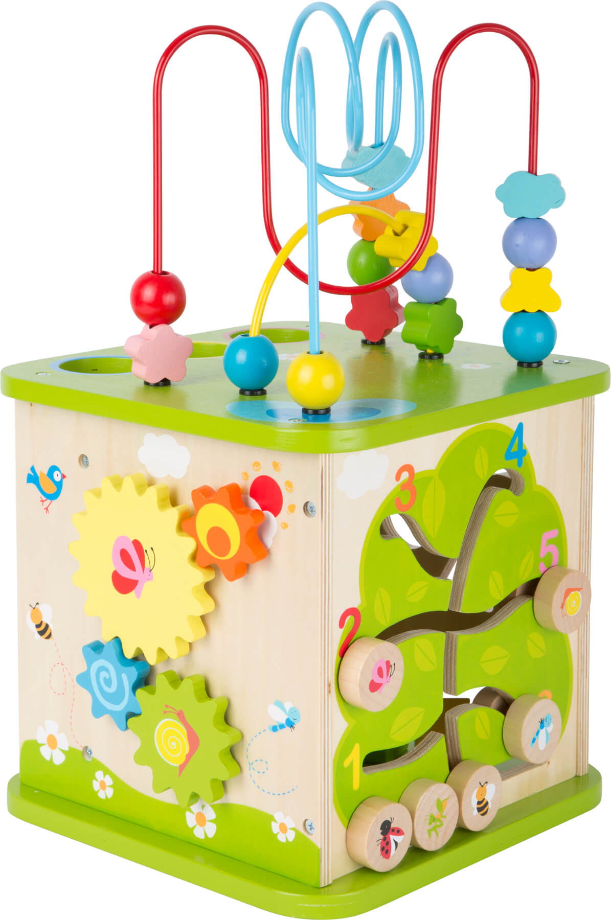 Motor Skills World with Marble Run