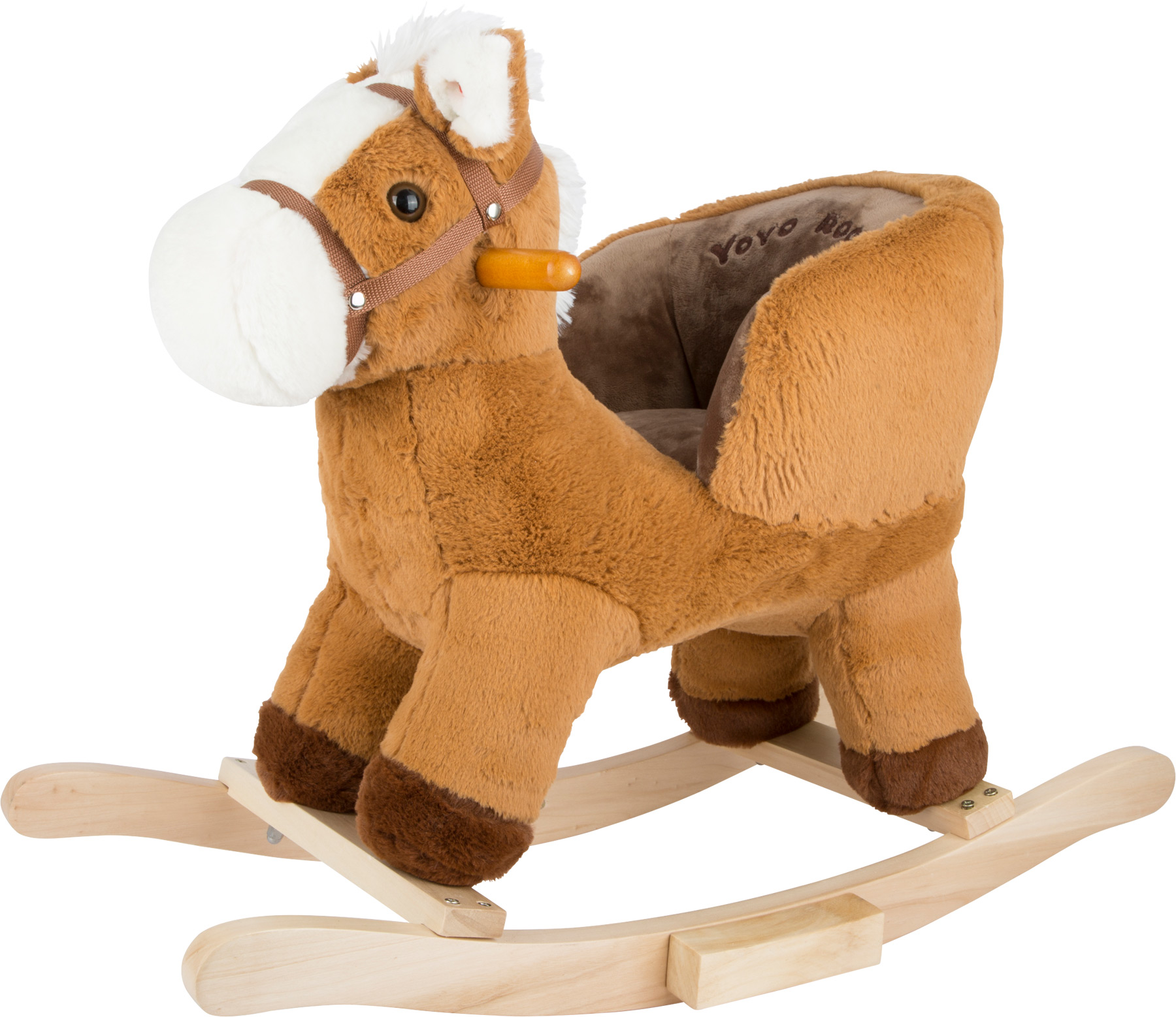 Rocking Horse With Seat