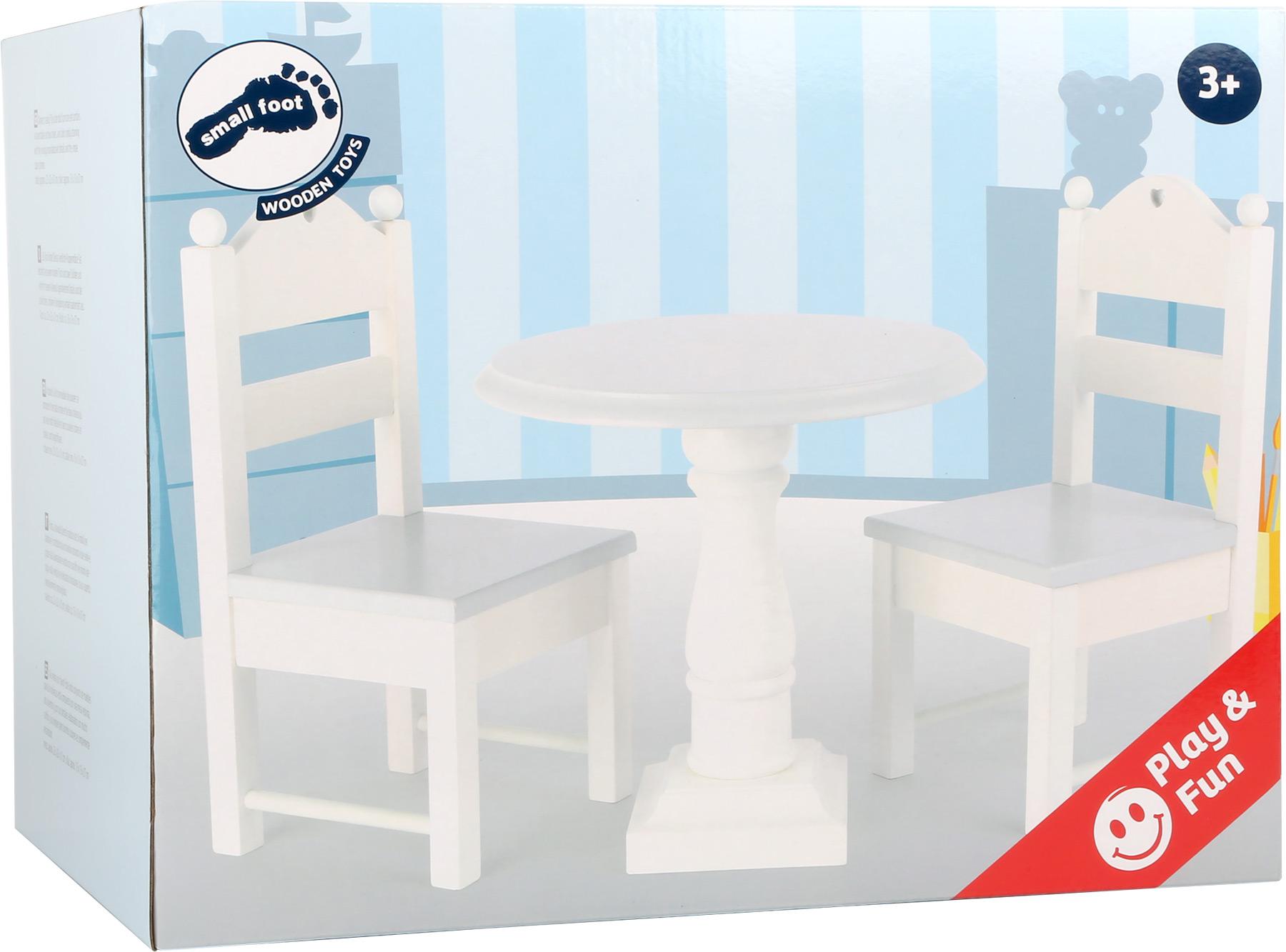 Puppenmöbel weiß - Puppenmöbel - Puppen und Plüsch-Artikel - Produkte
