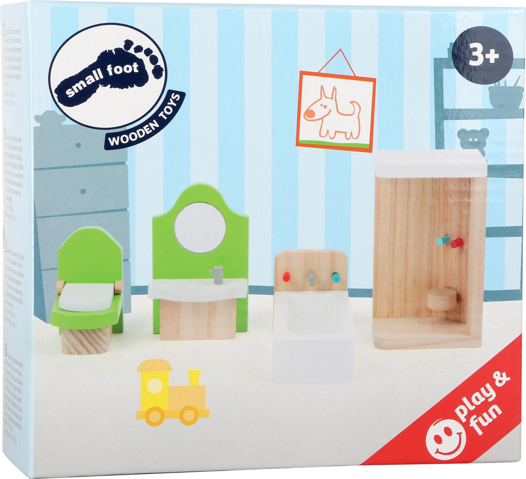 Mobili per la casa delle bambole bagno case delle - Mobili per la casa ...
