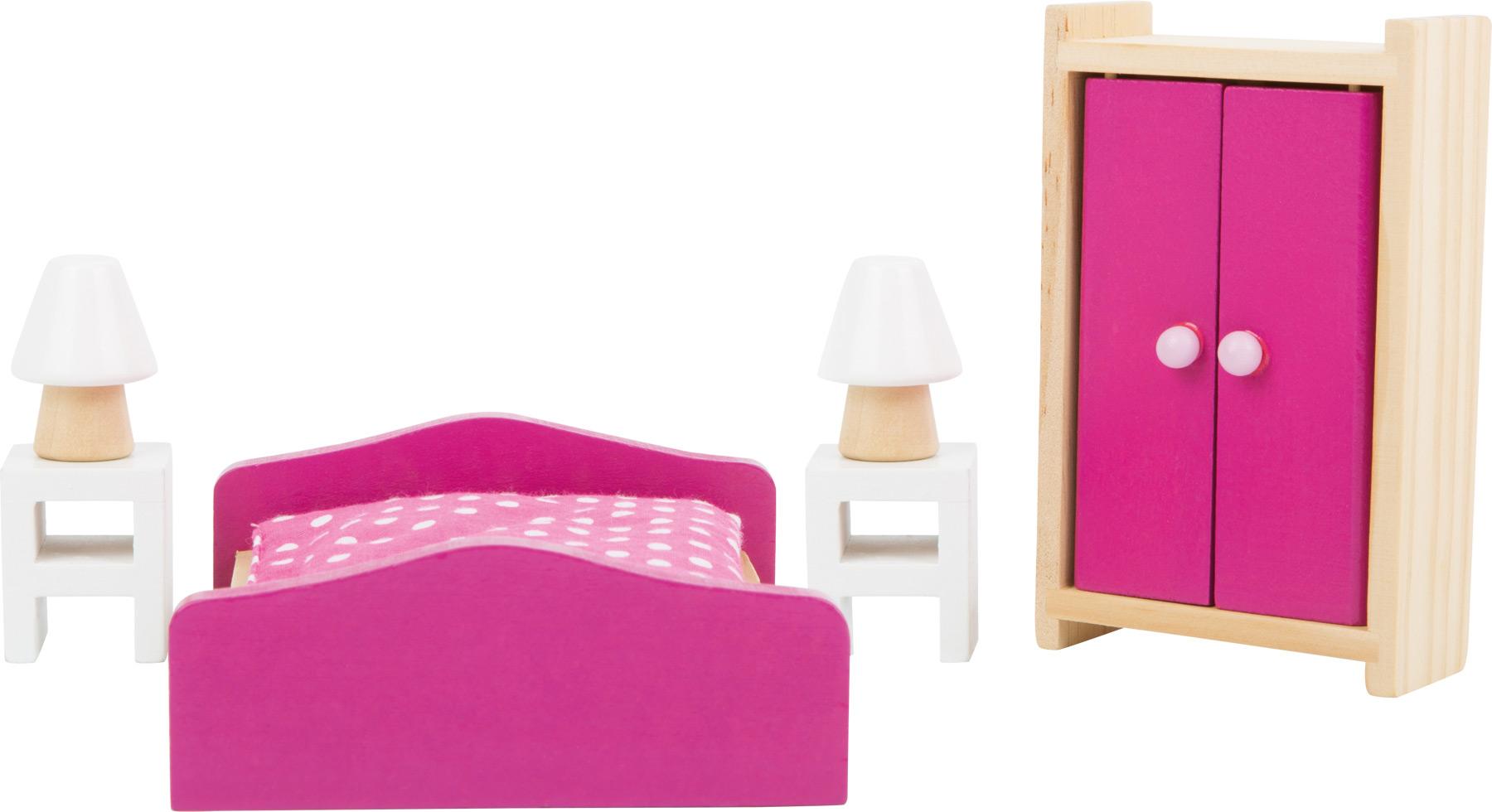 Mobili per la casa delle bambole camera da letto - Mobili per la casa ...