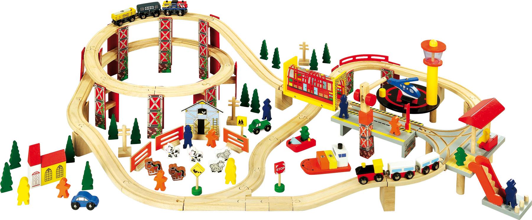 Chemin de fer Zone industrielle