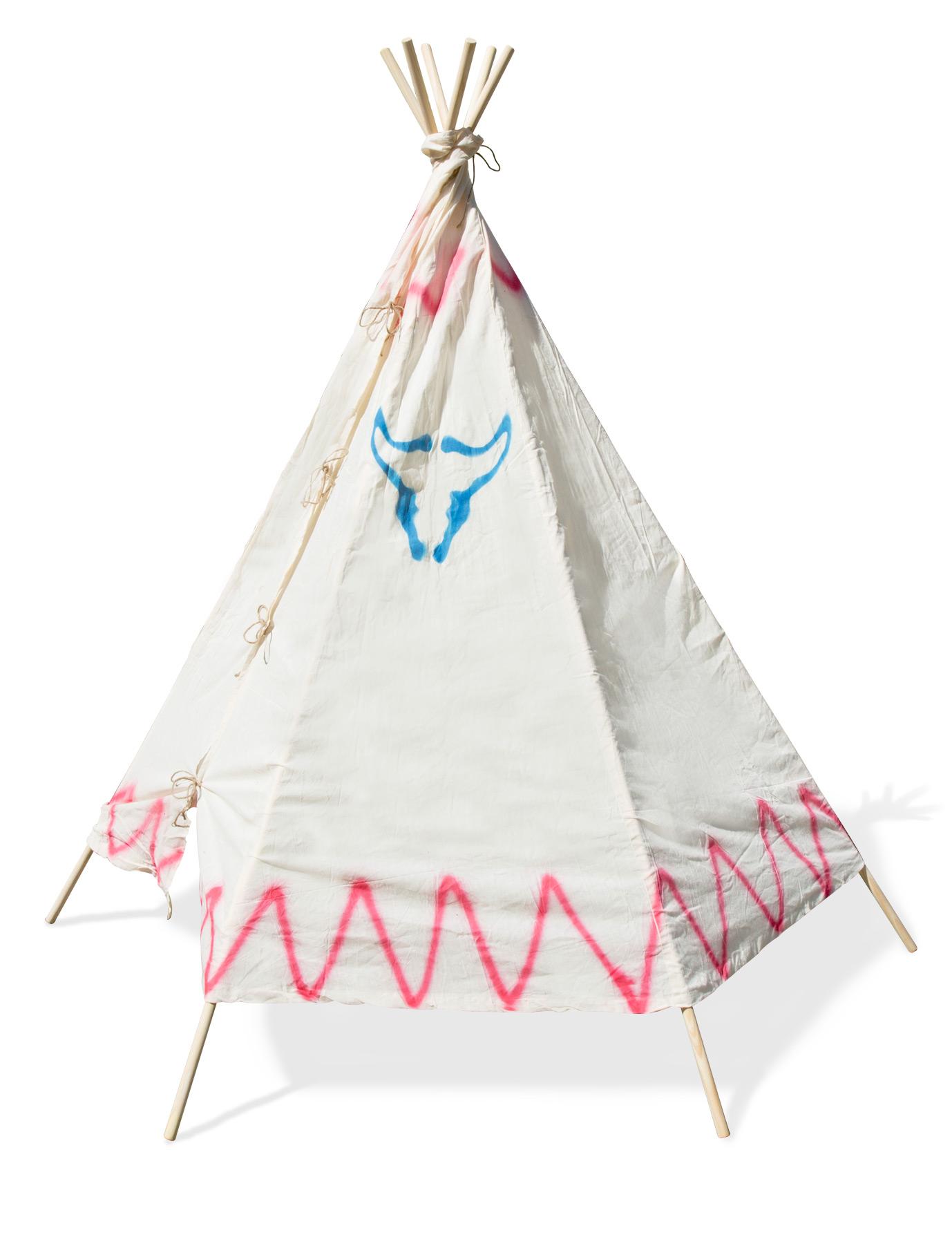 Tenda Indiani Fai Da Te tenda degli indiani