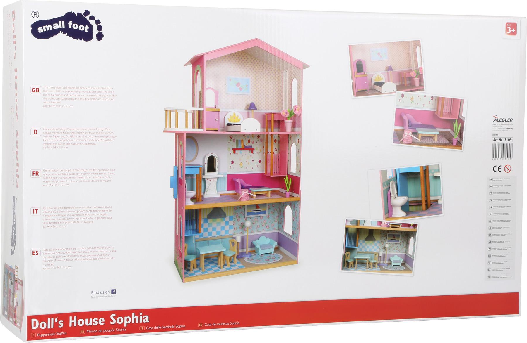 Doll s house sophia Sophia house