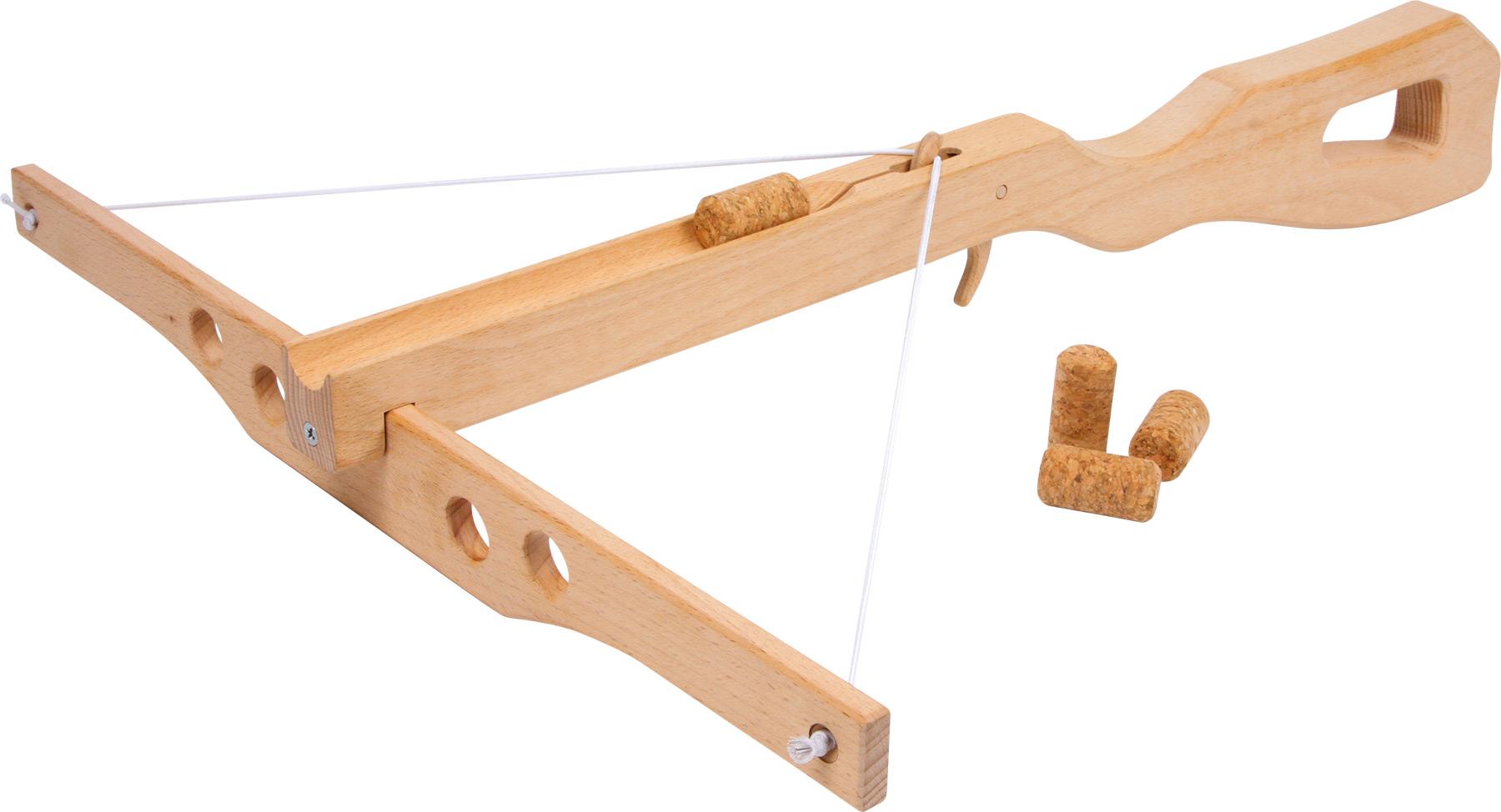 Как сделать арбалет своими руками из дерева стреляющий