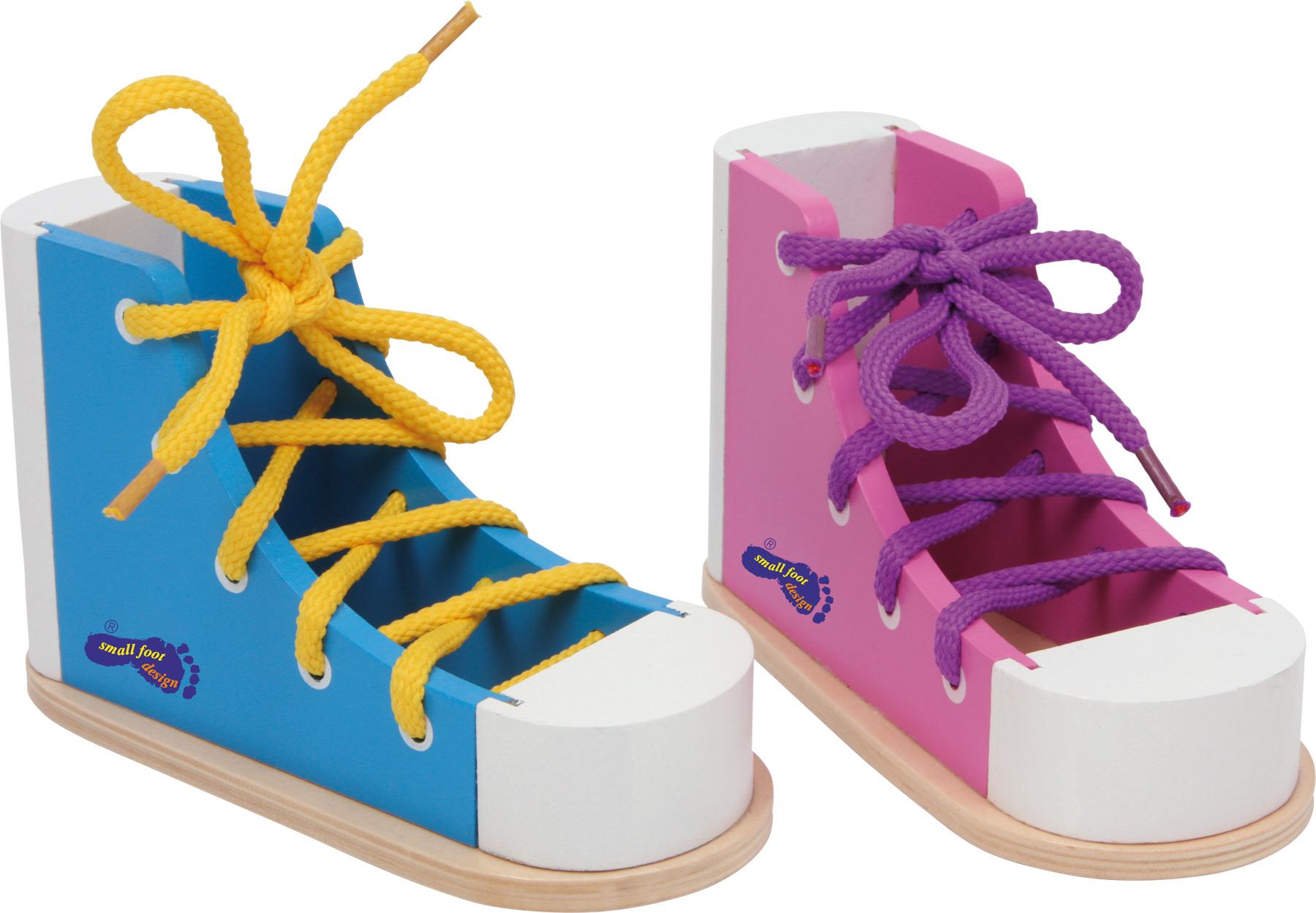 Chaussure à lacer Couleur