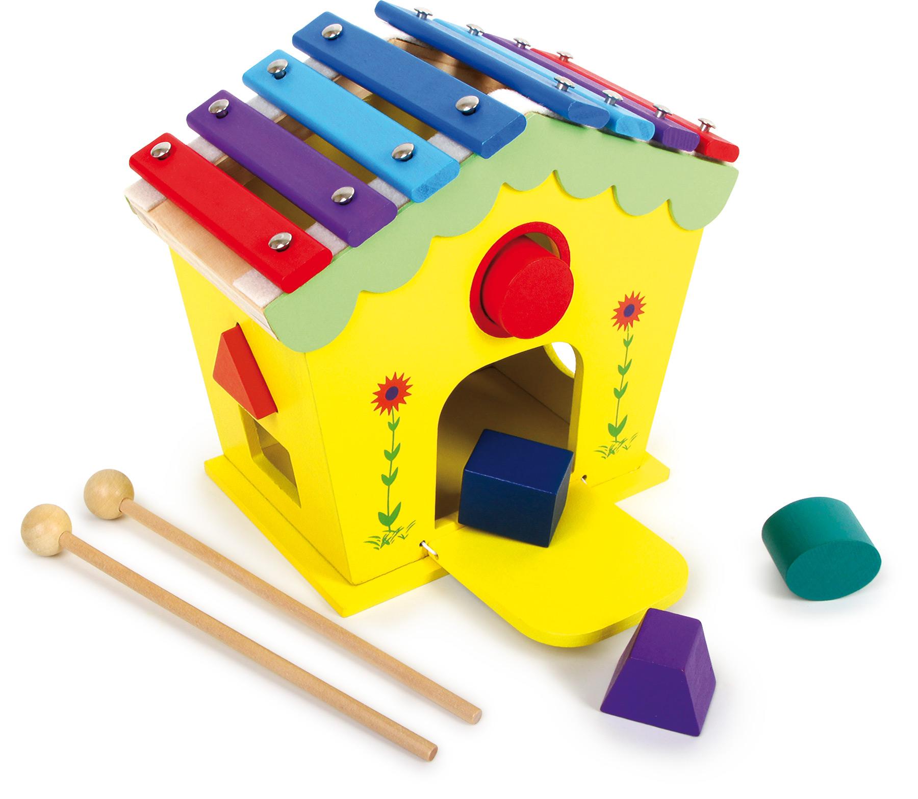 Maison jeux et sons Dodoo