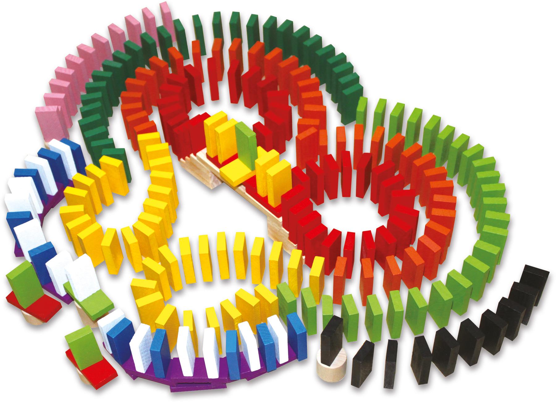 Rallye de dominos maxi