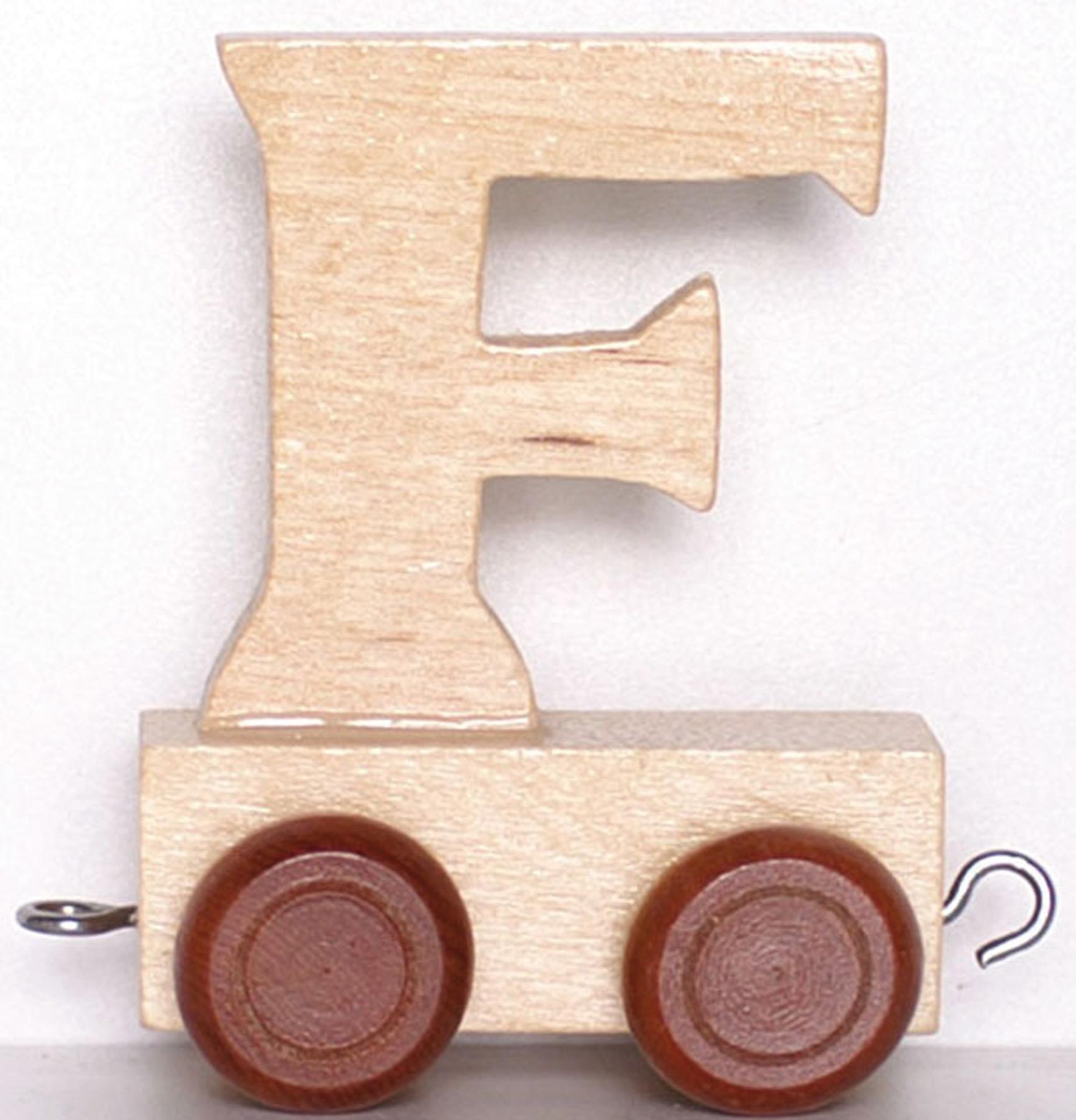 Train Lettre F