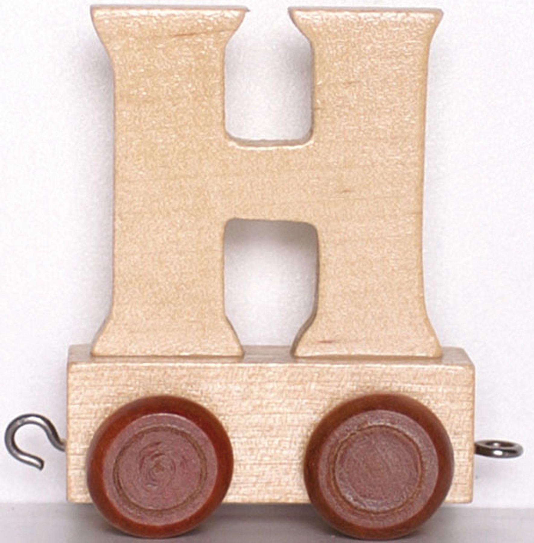 Train Lettre H
