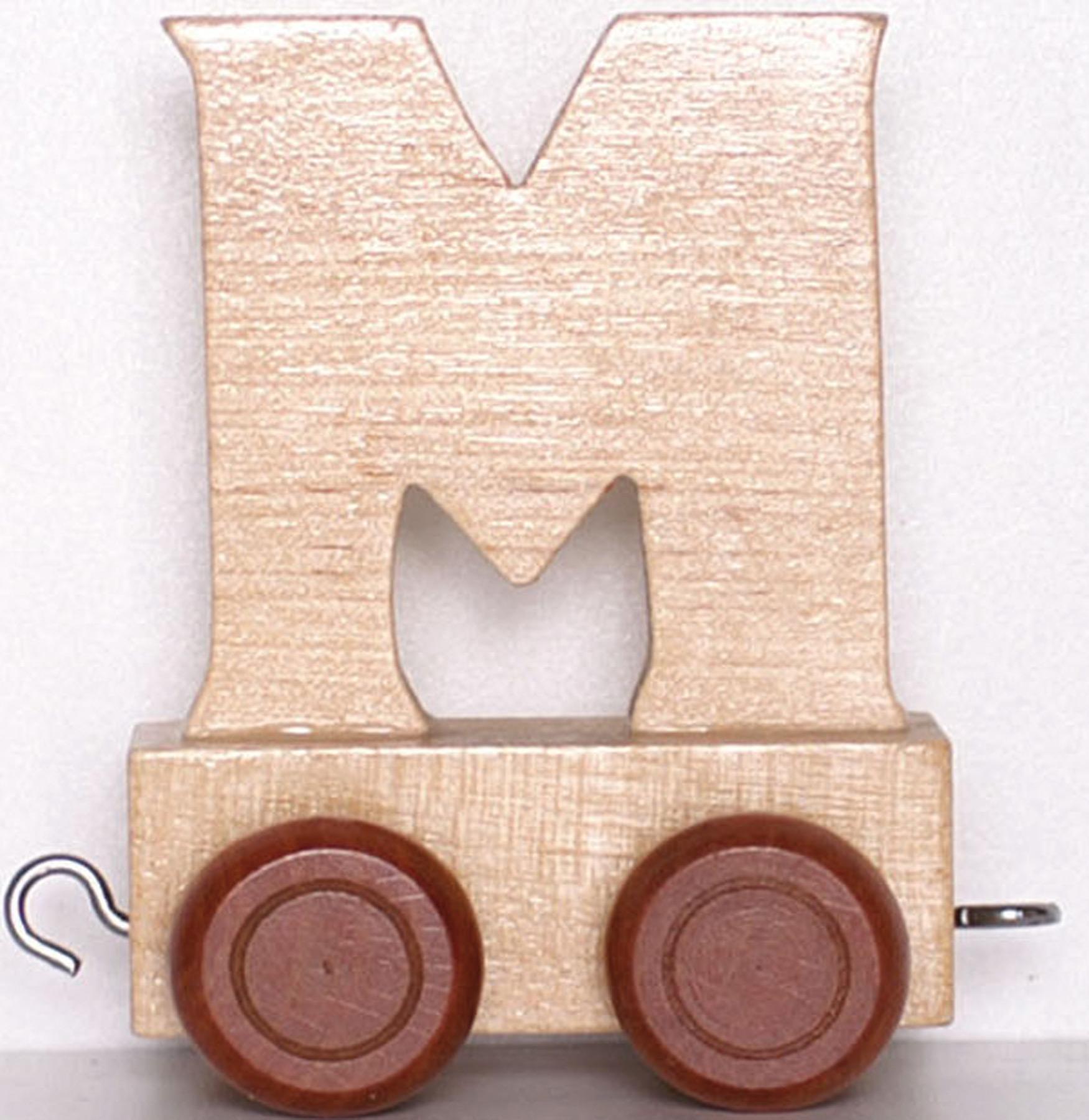 Train Lettre M