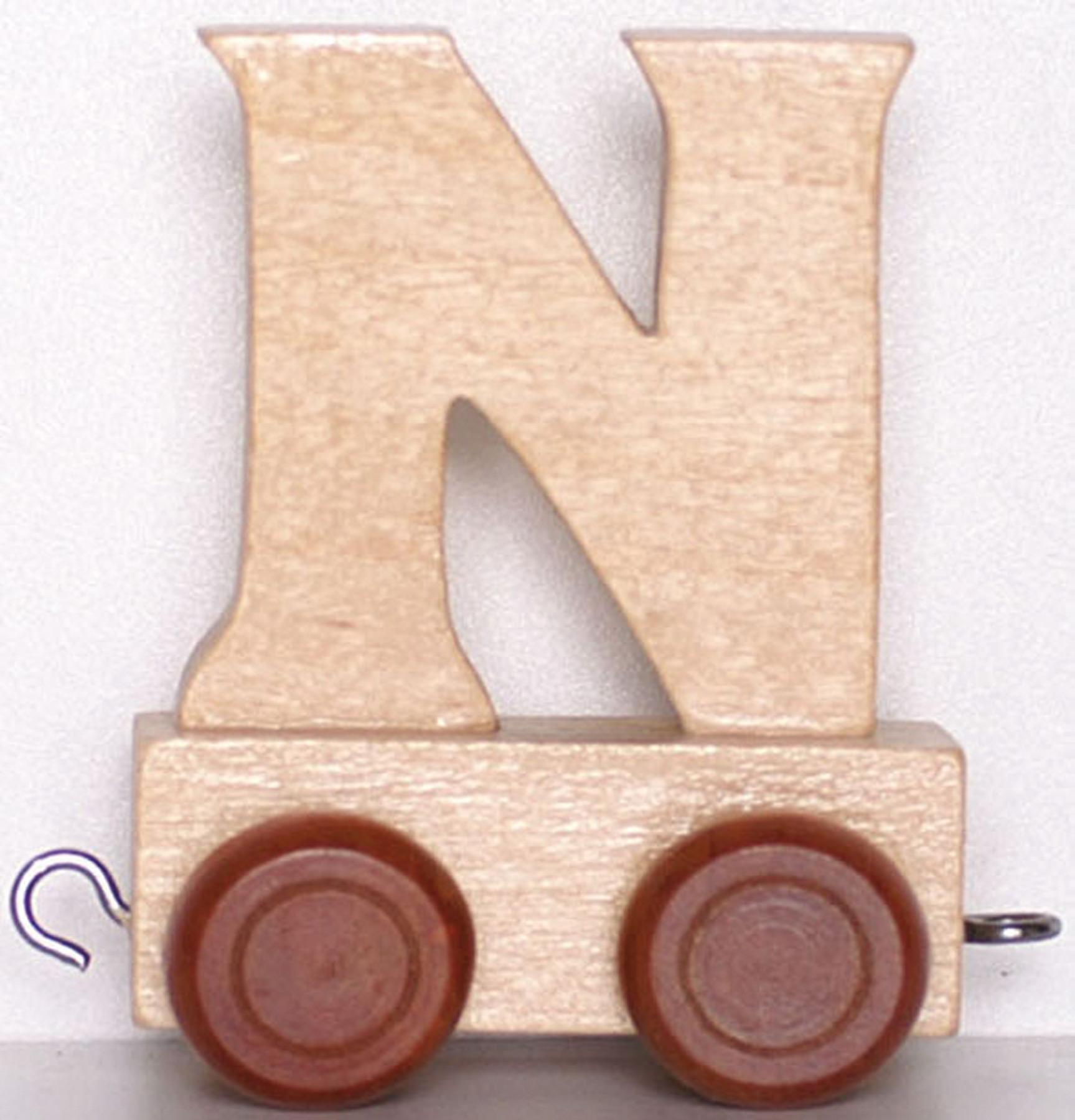 Train Lettre N