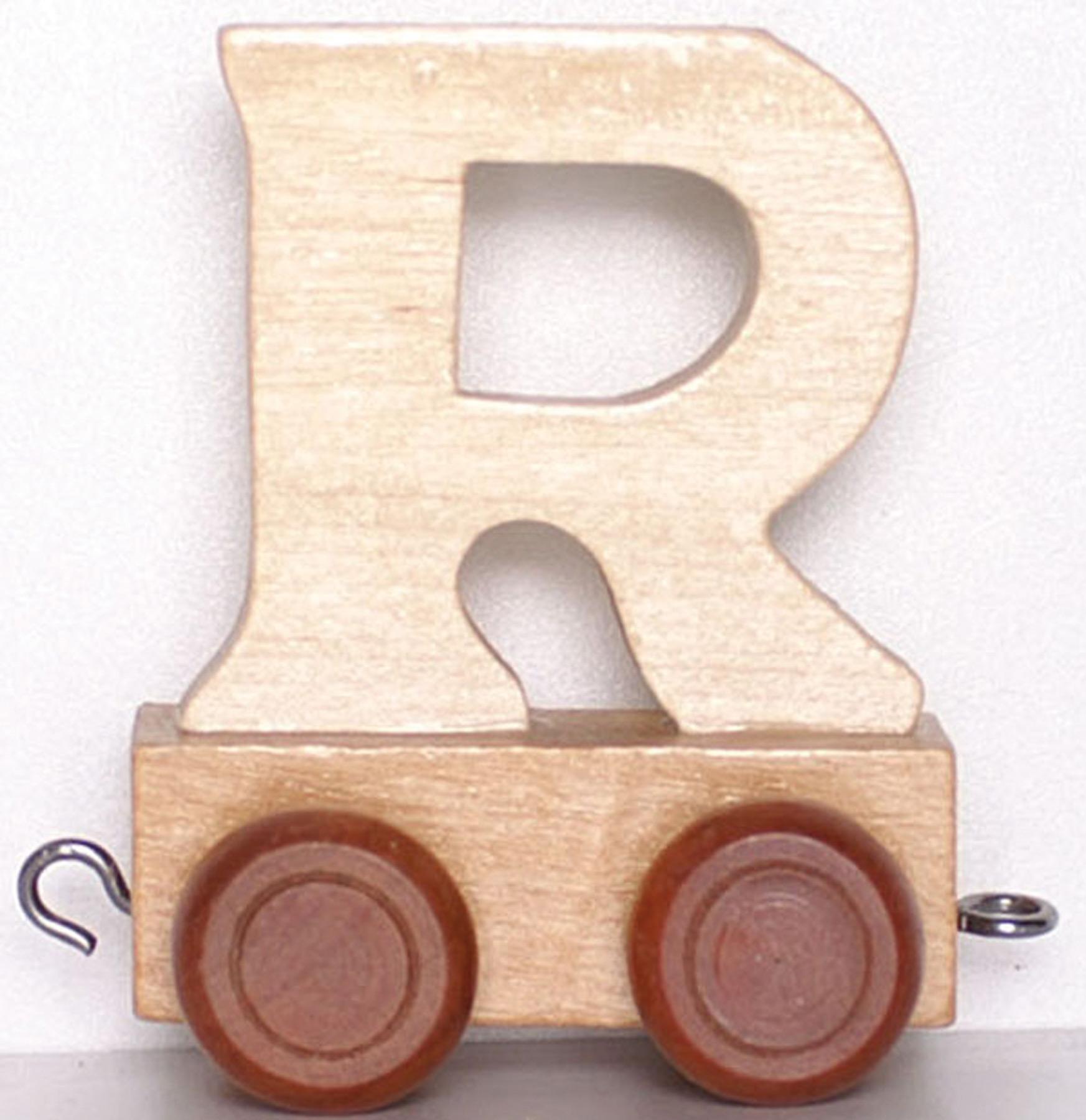 Train Lettre R