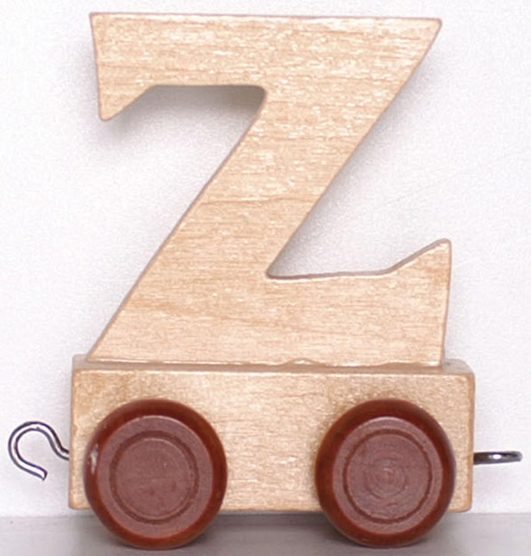 Train Lettre Z