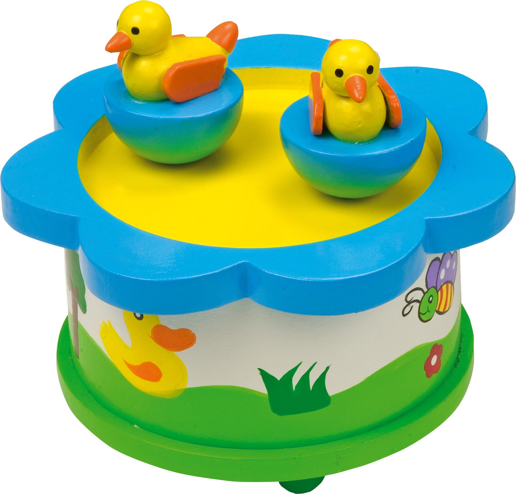 Boîte à musique Danse des canards