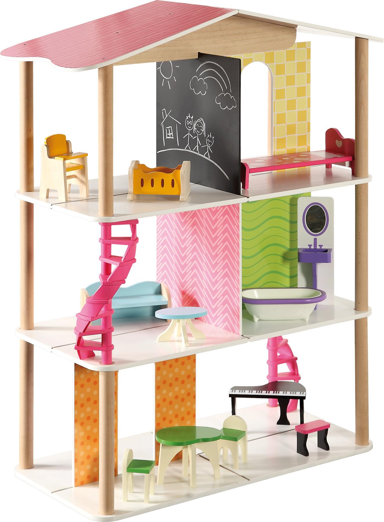 Maison de poupée Charlotte