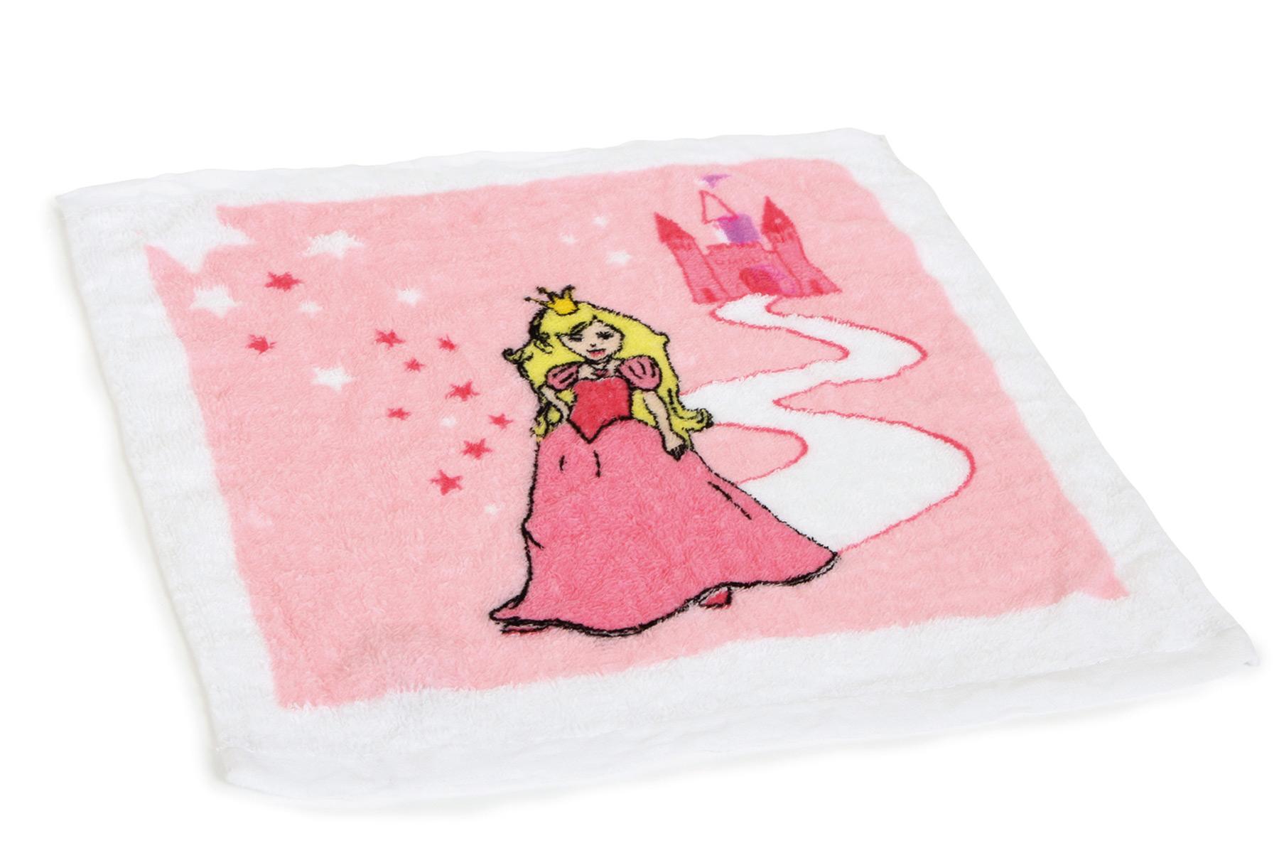 Présentoir Serviette magique Princesse
