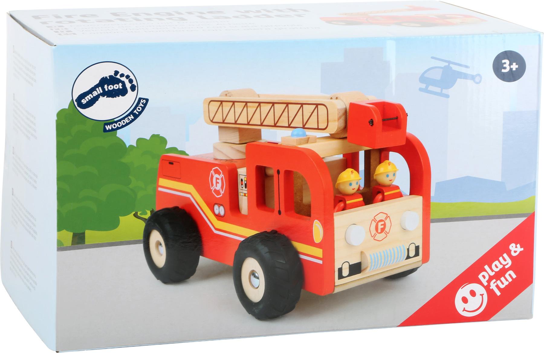 Feuerwehrauto Selber Malen