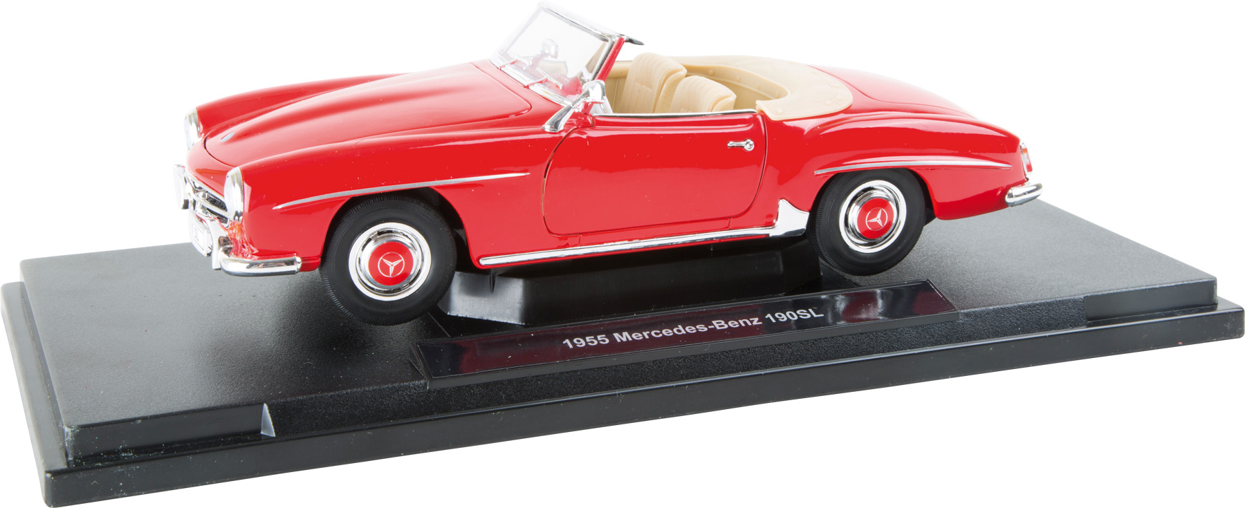 model car mercedes benz 190 sl 1955. Black Bedroom Furniture Sets. Home Design Ideas