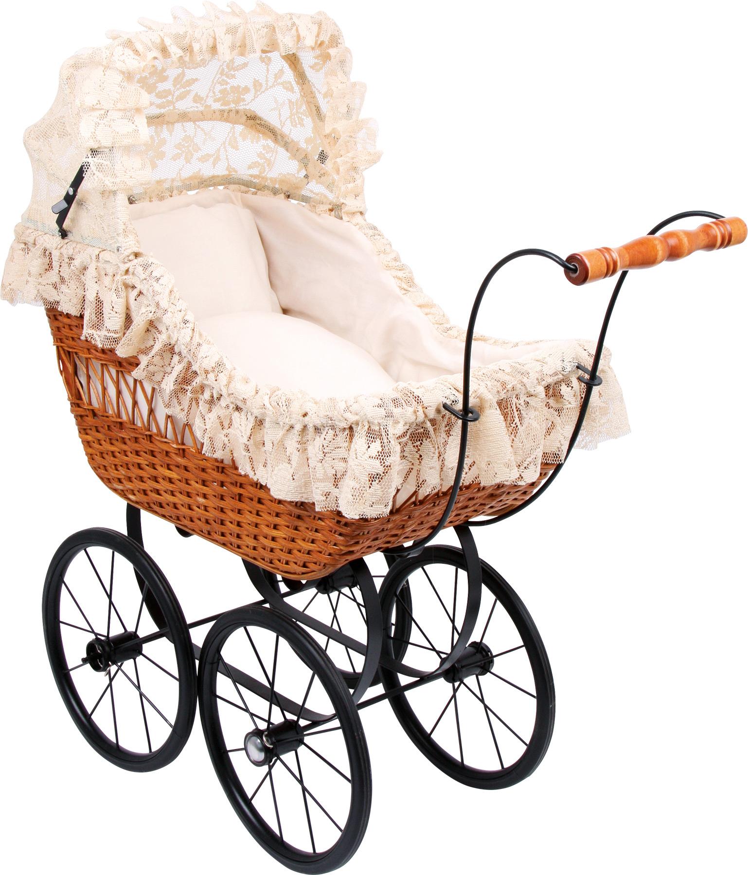 Landau de poupée Cornelia