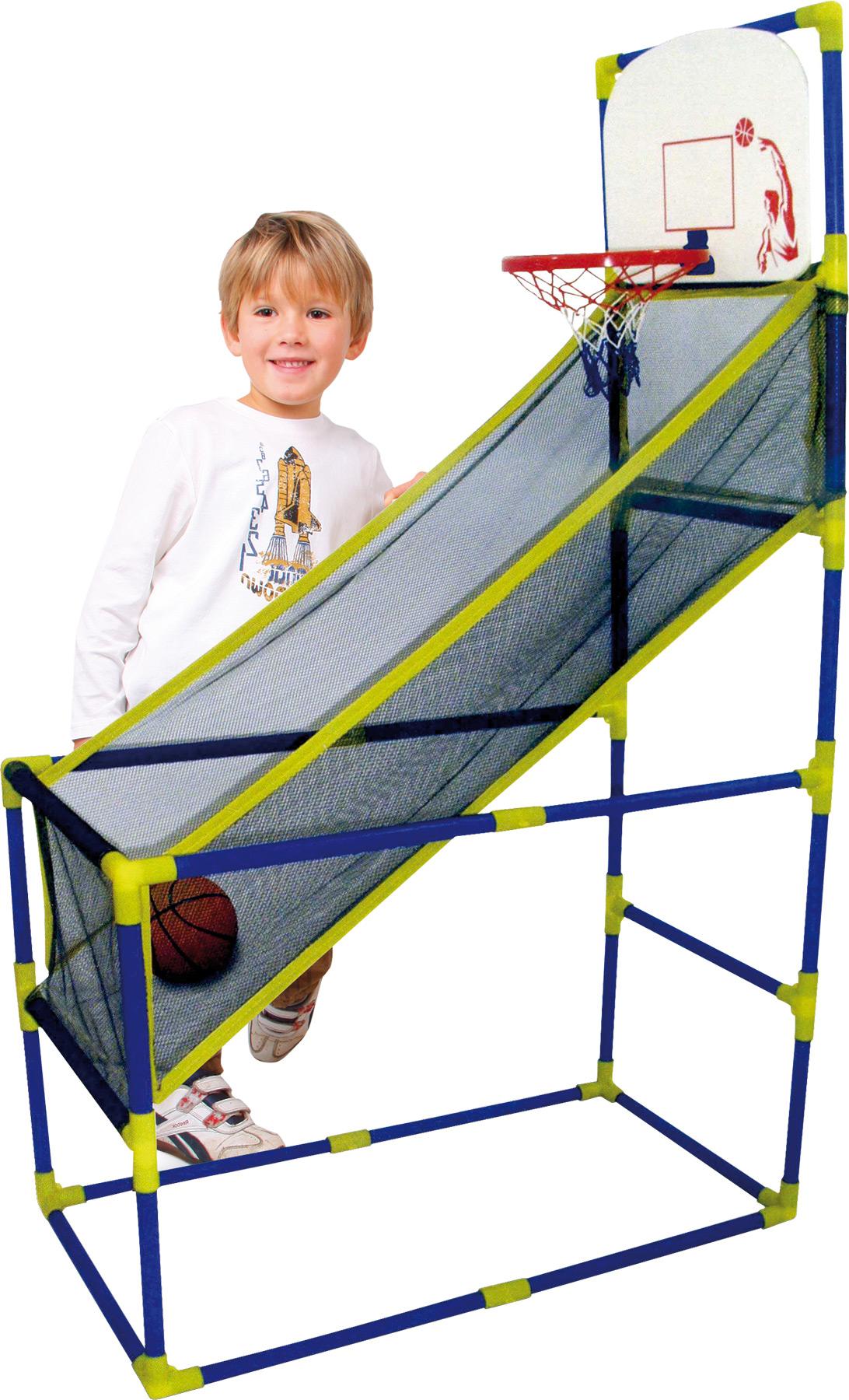 Panier de basket mobile