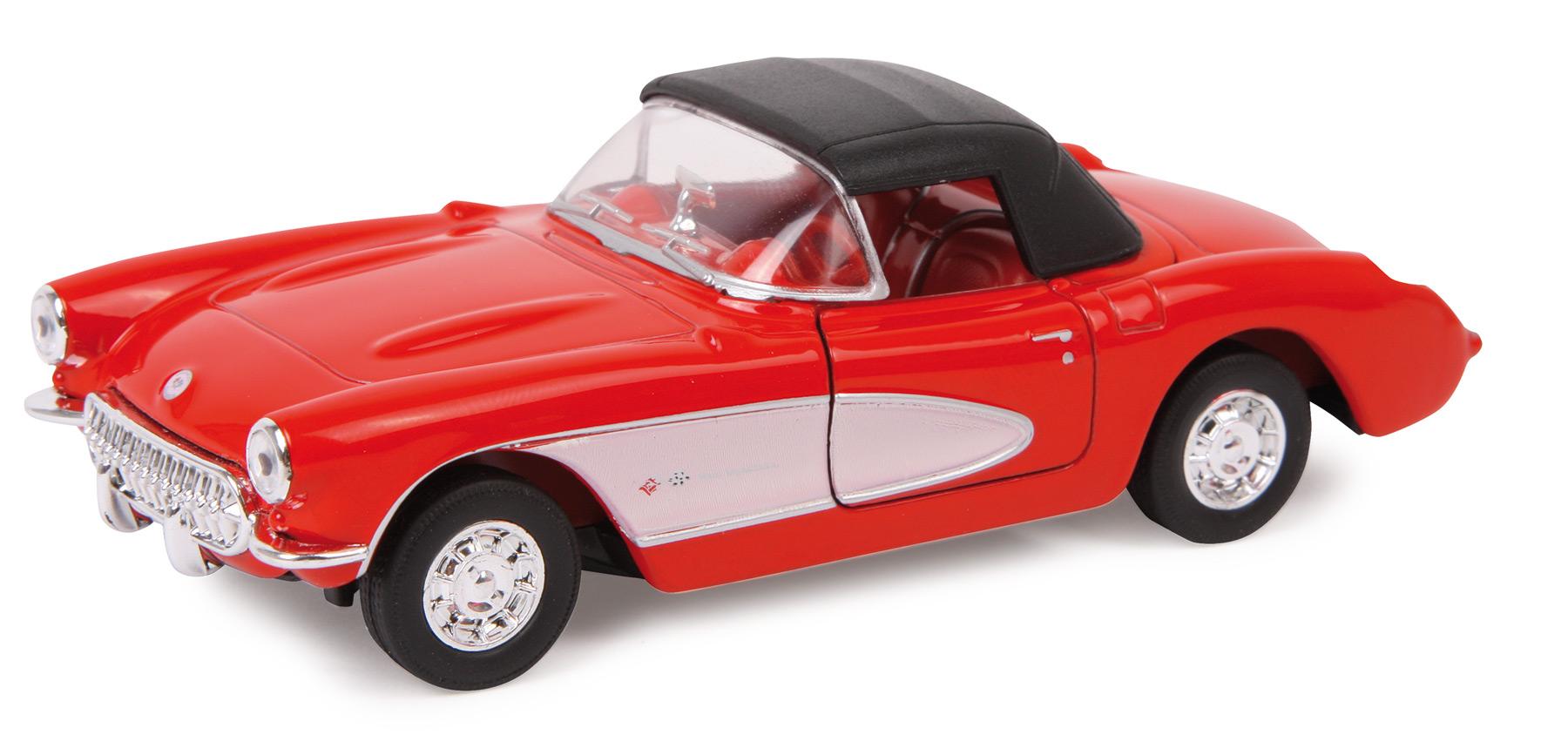 Voiture miniature Chevrolet ´57 Corvette