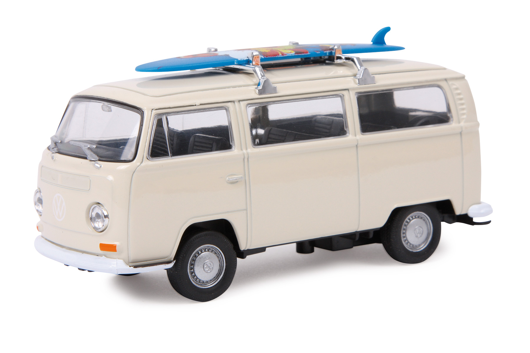 automodello vw bus t2 tavola da surf. Black Bedroom Furniture Sets. Home Design Ideas