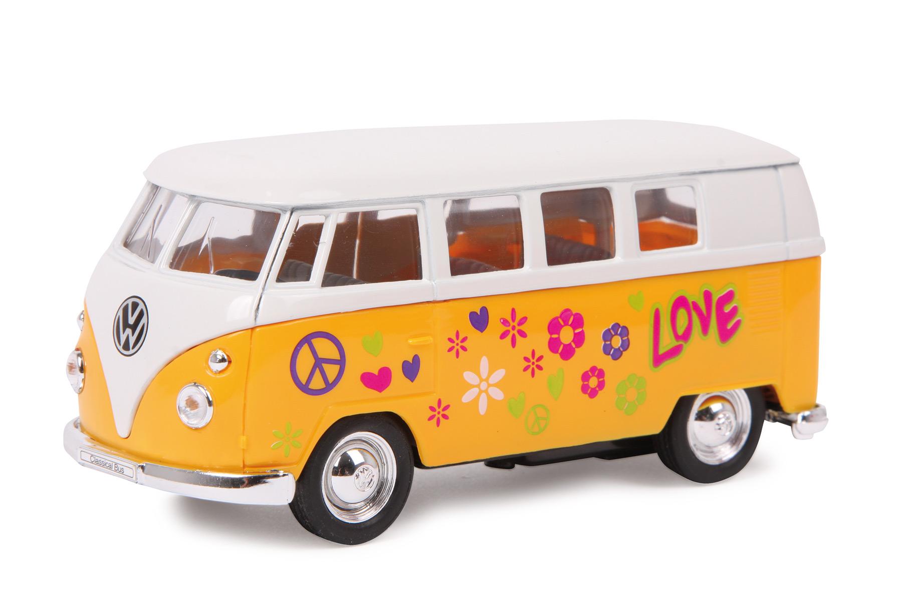 Voiture miniature VW ´63 T1 Bus