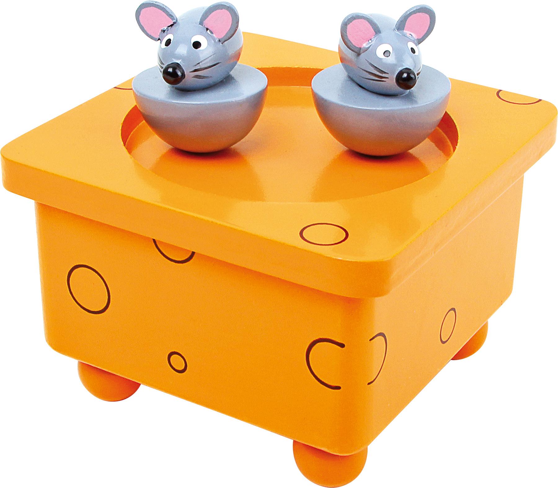 Boîte à musique Danse des souris