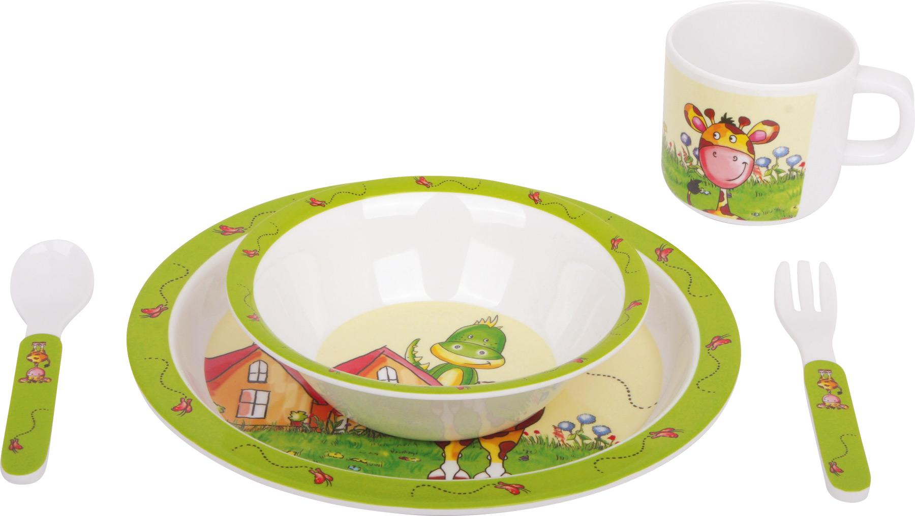 Vaisselle pour enfant  Tobi et Lilly